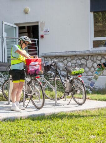 Illustration Randonnées à Vélos à Assistance Electrique (VAE)